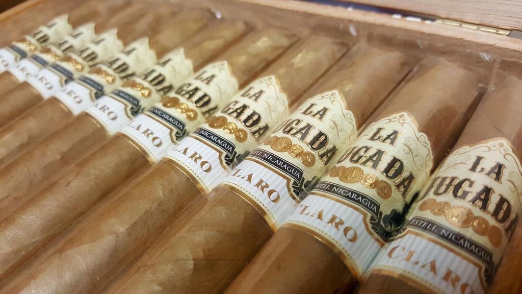 La Jugada Claro cigars