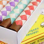MoyaRuiz The Chinese Finger Trap cigar box open